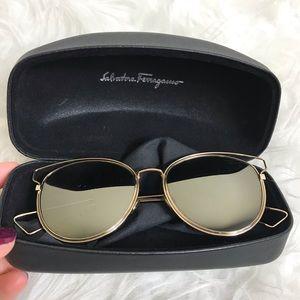 Dior Sideral 2 mirror sunglasses